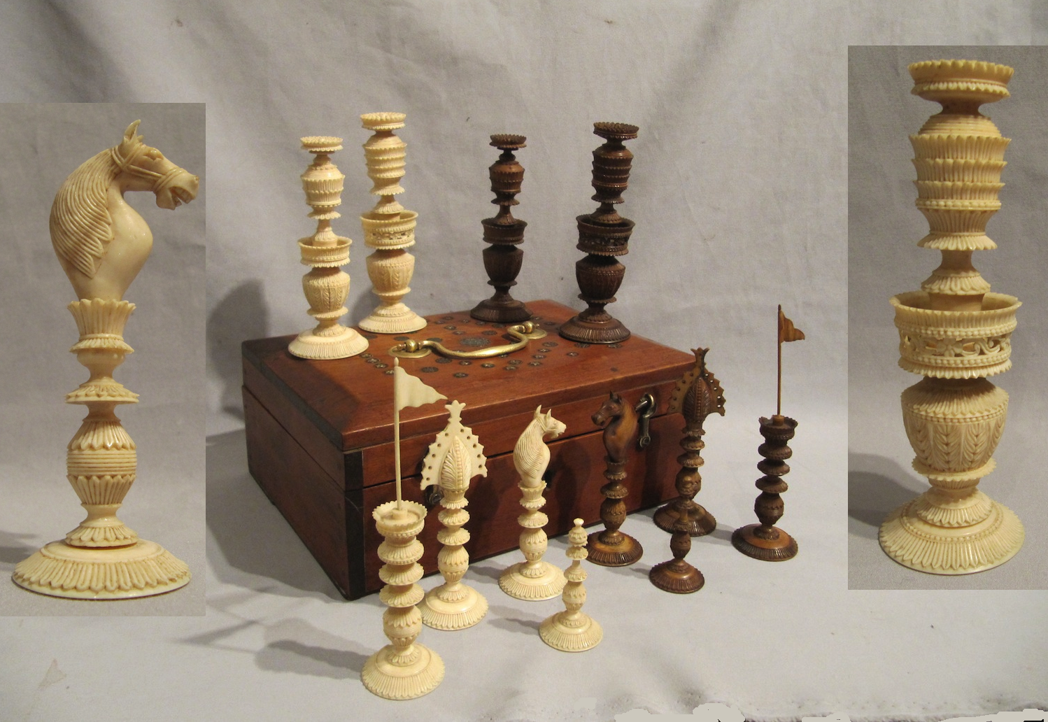 Rare chess sets bing images - Collectible chess sets ...