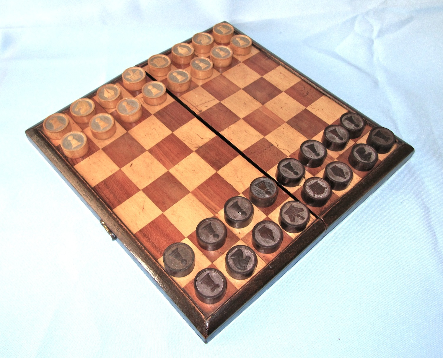 Collectible chinese antique style chess game set with leather case hot girls wallpaper - Collectible chess sets ...